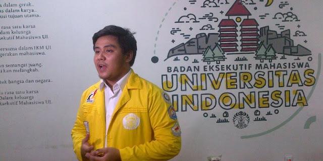 'Dedengkot' PKS Bela Ketua BEM UI yang Kartu Kuning Presiden, Salahkan Pendukung Jokowi Lantaran....