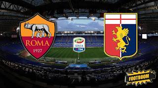 Рома - Дженоа смотреть онлайн бесплатно 19 января 2020 прямая трансляция в 20:00 МСК.