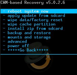 Cara pasang CWM Recovery pada Lenovo A369i tanpa PC