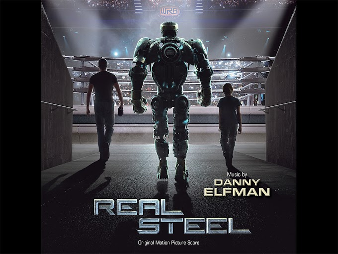 Encarte: Real Steel: Original Motion Picture Soundtrack (Digital Edition)