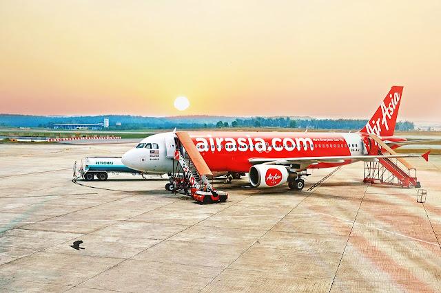 Wajib Bawa Face Mask Sendiri, Antara Policy Terbaru Daripada Air Asia