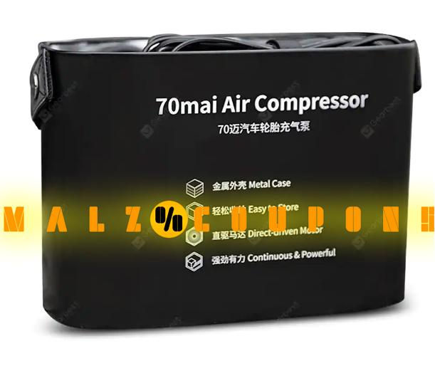 Air Compressor Brand 70mai TP01 DC 12V  ( Discount 10%OFF )