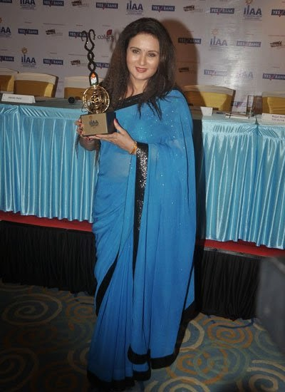 Poonam Dhilon at International Indian Achievers Awards