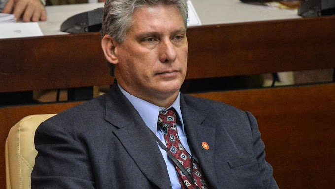 Cubanos piden que Registro de Nacimiento cambie el nombre de Miguel Díaz-Canel