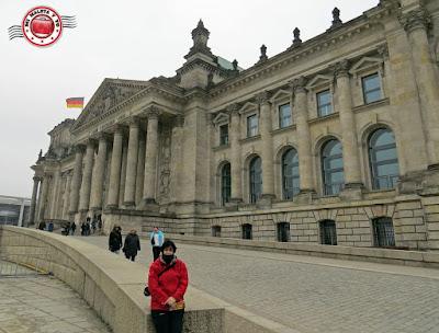 Berlín - En el parlamento alemán