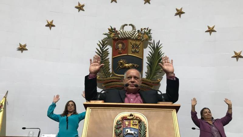 """Maduro: """"¡El Imperialismo quiere matarme!"""" D3MY1dmX4AEtPZK.jpglarge"""