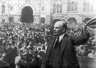 Lenin vivió, Lenin vive - breve biografía y cronología de V. I. Lenin hasta octubre de 1917 - Alan P. y Alex M. - publicado en Foru marxista en abril de 2020 Lenin%2BOct%2Brev