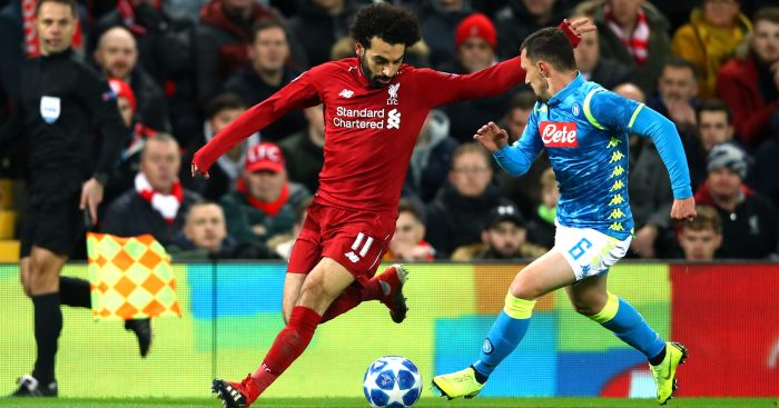 Liverpool vs Napoli live stream: How to watch pre-season