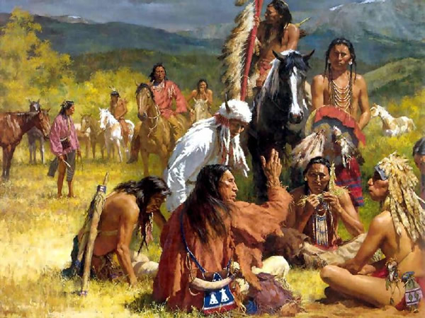 Natives of North America