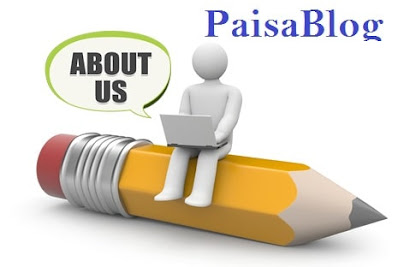 About Us | PaisaBlog Hindi
