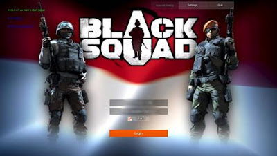 Blacksquad INDOID