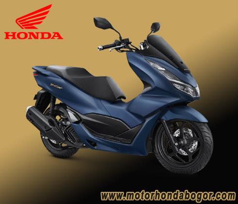 Mau Kredit Motor Honda PCX Bogor