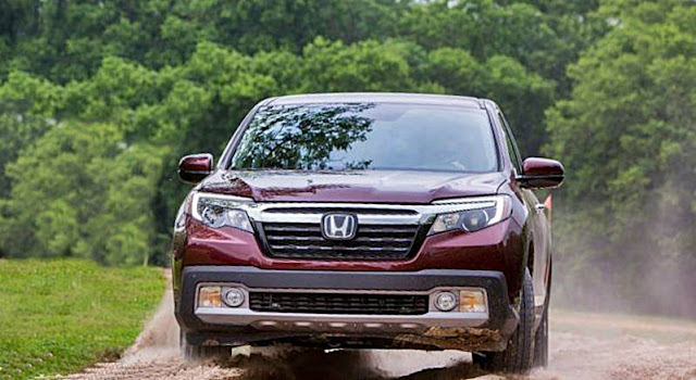 2017 Honda Ridgeline AWD RTL-E Review