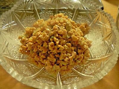 ミョウガ納豆