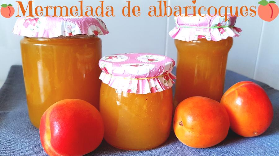 mermelada de albaricoque,como hacer mermelada de albaricoque,mermelada casera