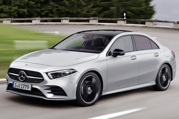 Mercedes Benz Clase A Sedán 2019