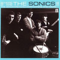 the sonics - here are the sonics (1965)