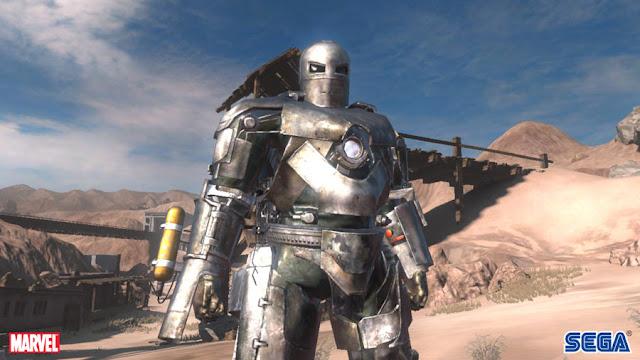 Iron Man 2008 PC game