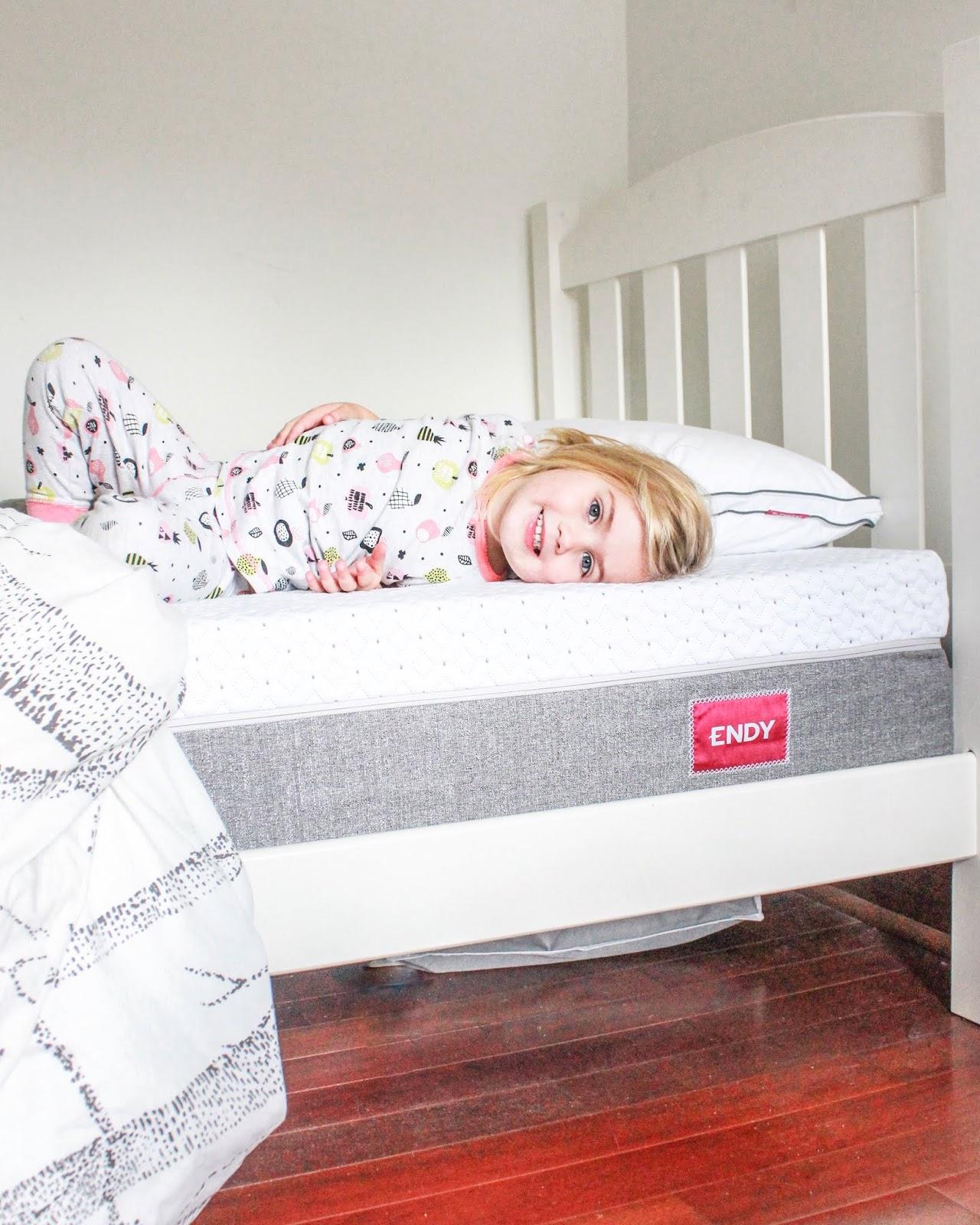 100 Night Endy Mattress Review, From an Honest Preschooler