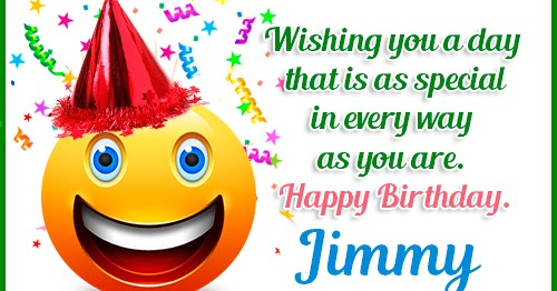 Happy Birthday Jimmy Happy Birthday Images For Name