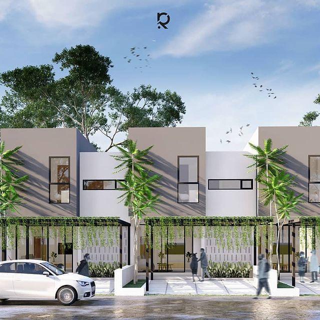 desain rumah minimalis eropa