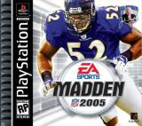 Madden NFL 2005 - PS1 - ISOs Download