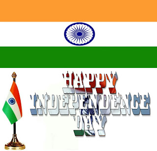 Happy Independence Day 2019 India image