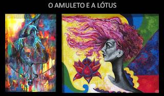 O Amuleto e a Lótus