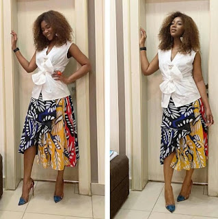 Checkout Lovely New Photos of Actress Genevieve Nnaji