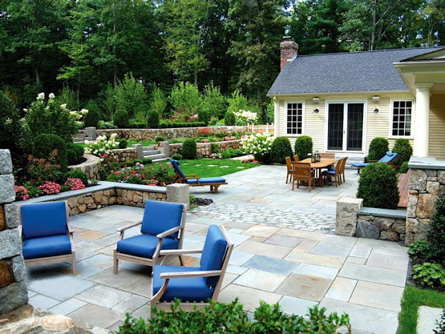 10 Popular Garden Villa Landscaping Ways to Get Inspiration for Your Villa Landscape Design