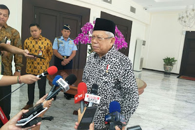Tak Tanggung-tanggung, Maruf Amin: Kami Ingin Hilangkan Kemiskinan Sampai 0 Persen
