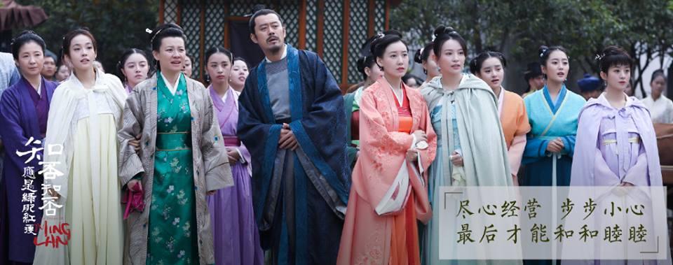 First Impressions: The Story of Ming Lan - DramaPanda