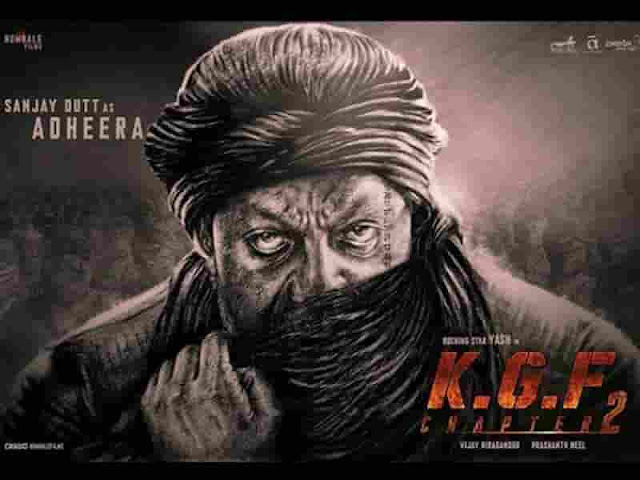 K.G.F 2 FIRST LOOK