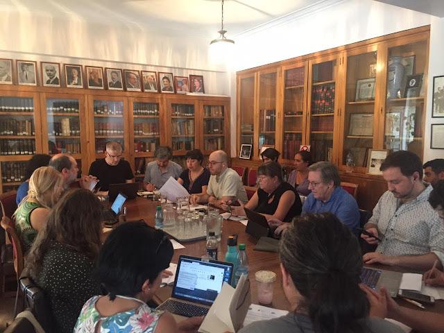 Misión canadiense de DDHH constata agresiones a comunicadores tras testimonio del Colegio de Periodistas