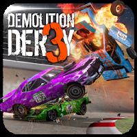 Demolition Derby 3 APK MOD v1.0.084 [Unlimited Money]