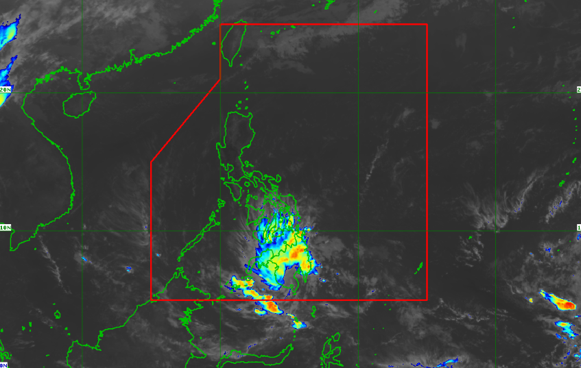 'Bagyong Chedeng' PAGASA weather update March 19, 2019