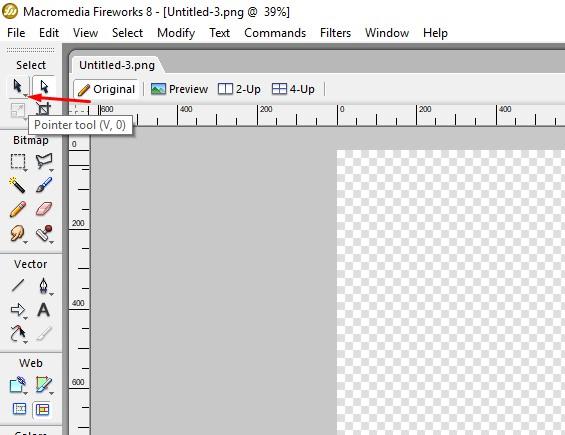Distort Tool - photo editor