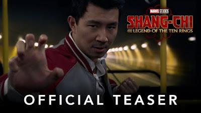 Marvel Releases Shang-Chi Official Teaser Trailer & Visual