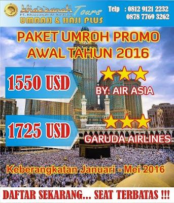 Paket Travel Umroh Murah Aman dan Terpercaya di Jakarta