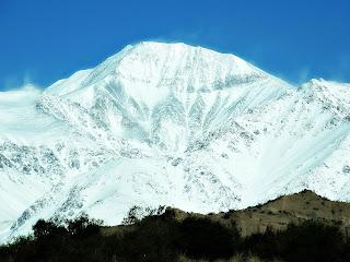 Vento na Cordilheira dos Andes, Mendoza