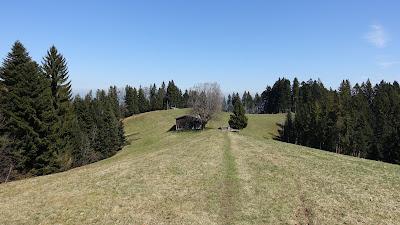Hornbachegg mit Stall