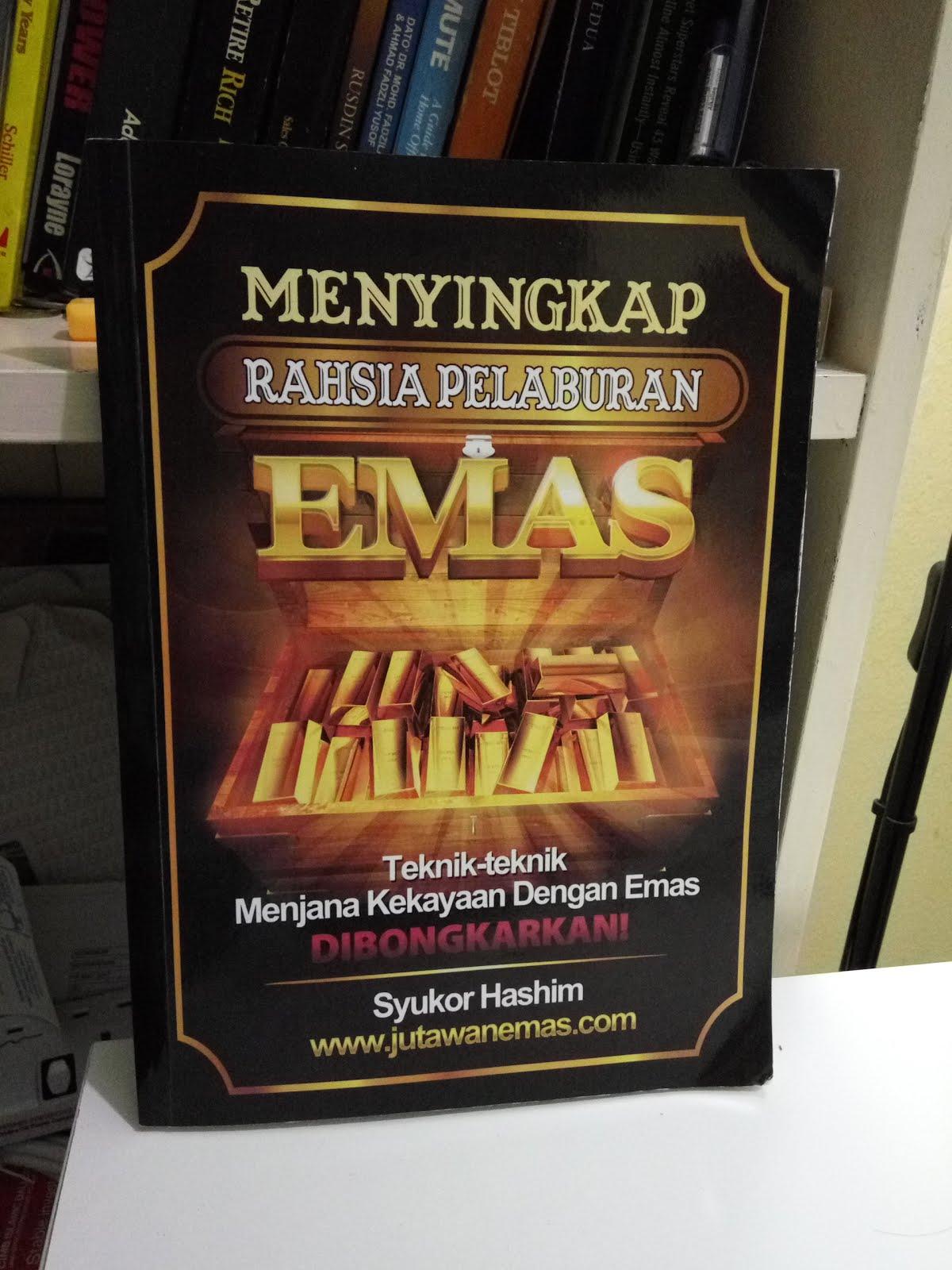 Menyingkap Rahsia Pelaburan Emas Studio Ebooks
