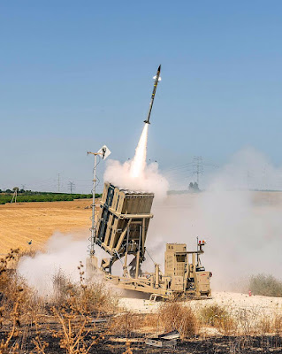 ऑयरन डोम क्या है | What's the Iron Dome air defence system?