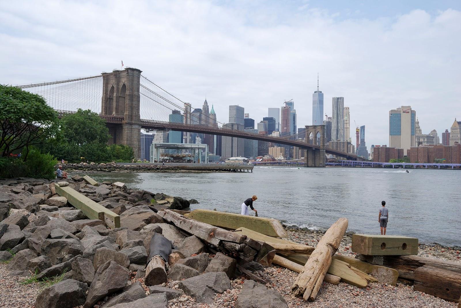 new york itinerary guide plan brooklyn bridge dumbo