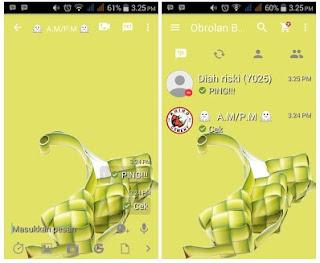 BBM Mod Ketupat V2.13.1.14 Apk Terbaru