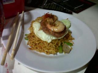 Mie Pecun Surabaya, Kuliner Surabaya