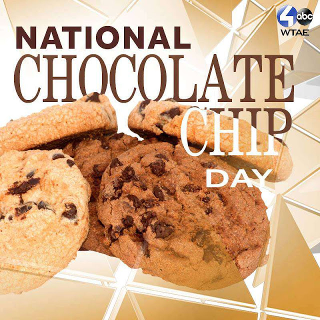 National Chocolate Chip Day Wishes Unique Image