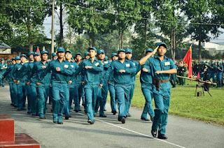 Huyện Củ Chi - TPHCM khai mạc hội thao quốc phòng năm 2021
