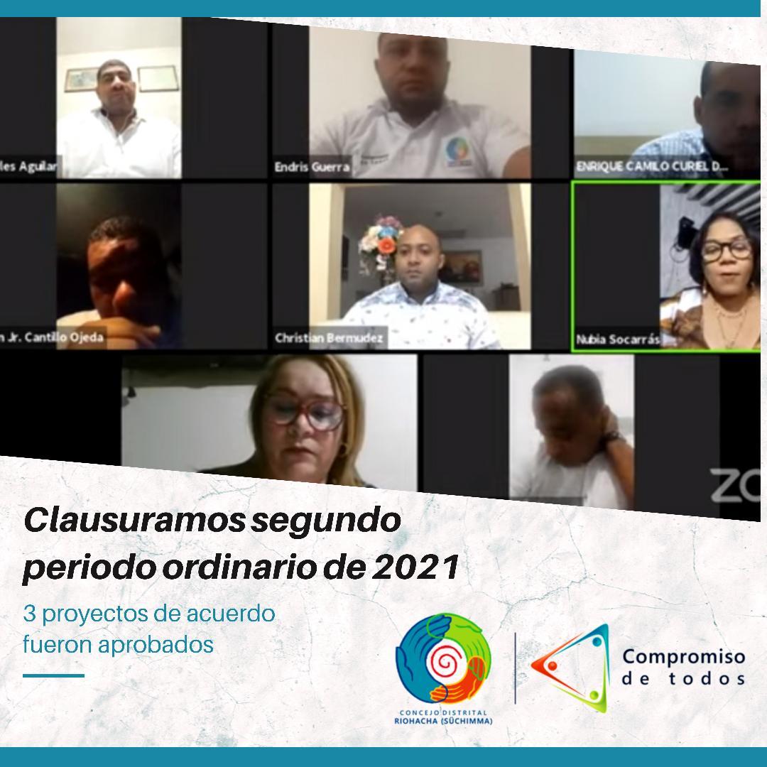 hoyennoticia.com, Concejo de Riohacha aprobó tres proyectos
