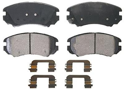 Wagner Car Brake Pads: ZD924 Ceramic-Disc Vehicle Brake Pad Set